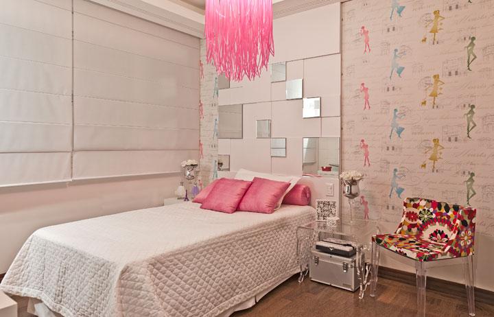 Doce Spray Artesanatos 10 super dicas para decoração de  ~ Quarto Rosa Listras