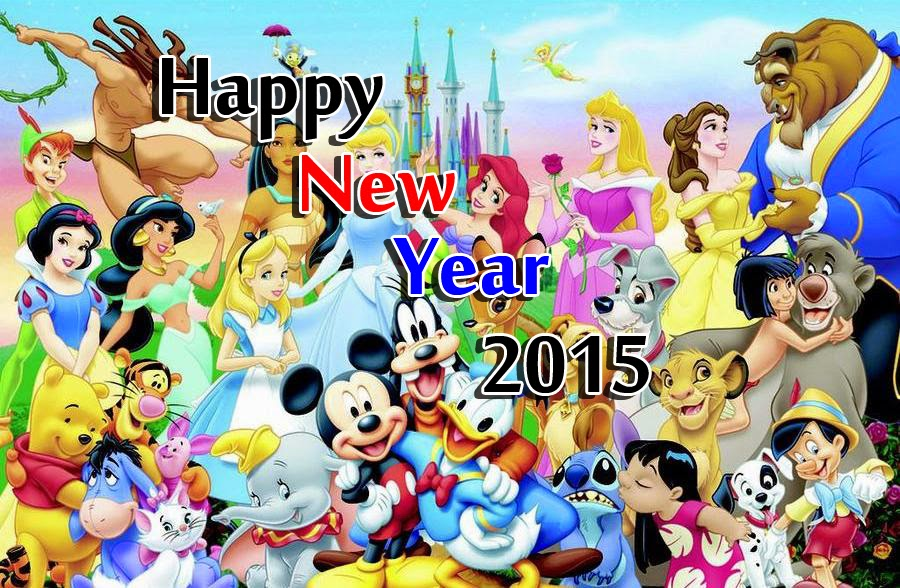 Happy New Year 2015 Animation wallpaper for your friends and family