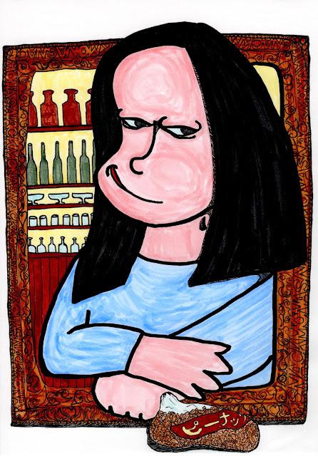スナックモナへようこそ / Bar Welcome to Mona!
