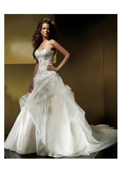 Brautkleider Mode Online: Brautkleider - Duchesse-Linie Stil