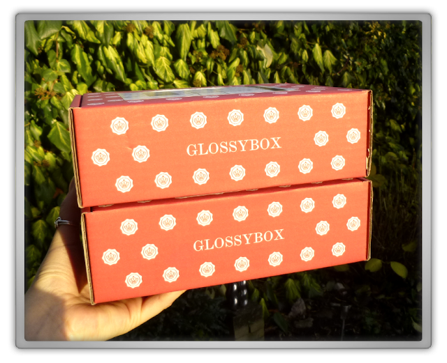 Glossybox December 2013 kerst review