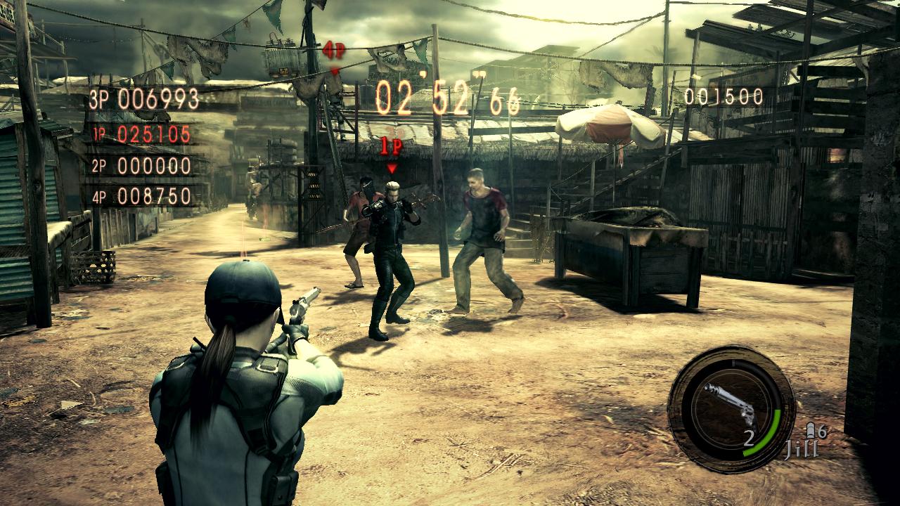 resident evil 5 pc games