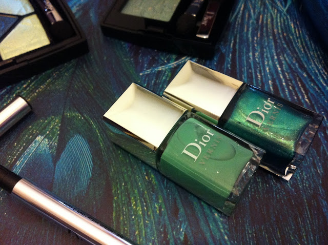 Dior Make Up Summer Collection 2013 Bird of Paradise
