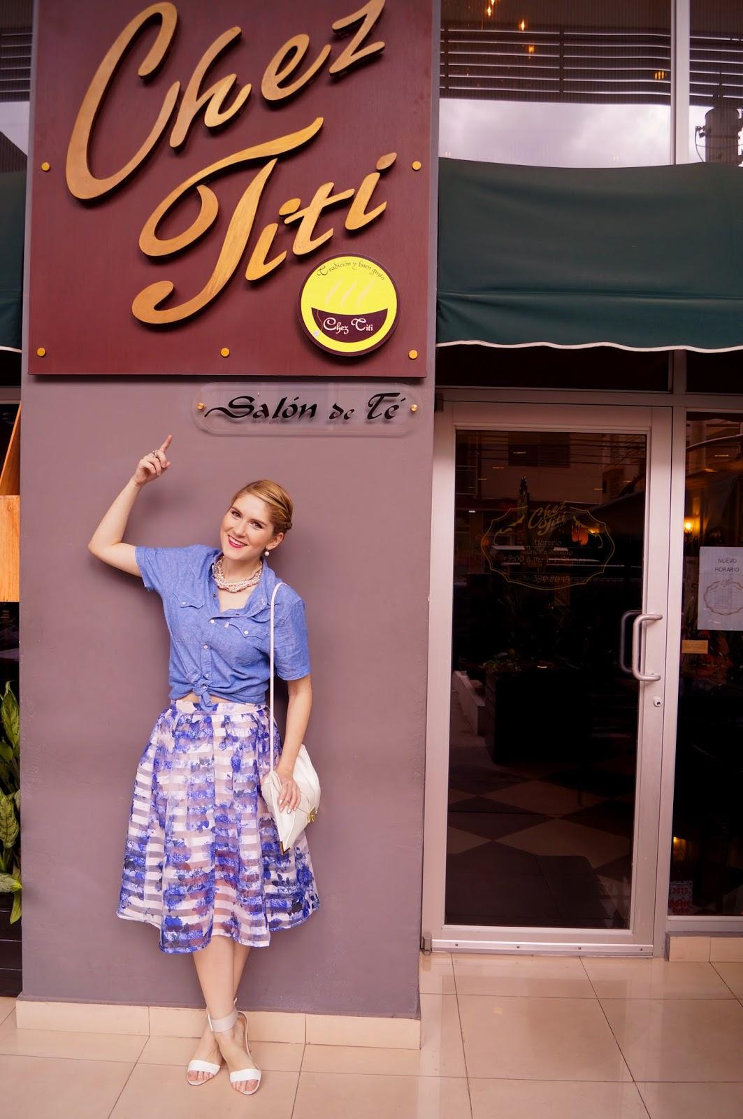 Chez Titi Restaurant in Panama