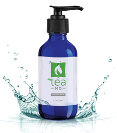 Tea MD Daily Facial Cleanser Review and Coupon