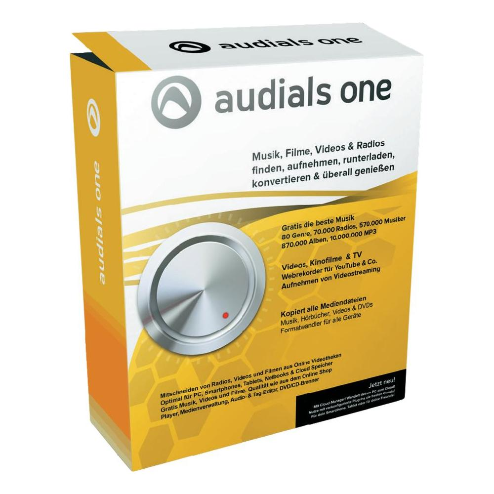 Audials One For Windows 7 8 10 MAC Full Version