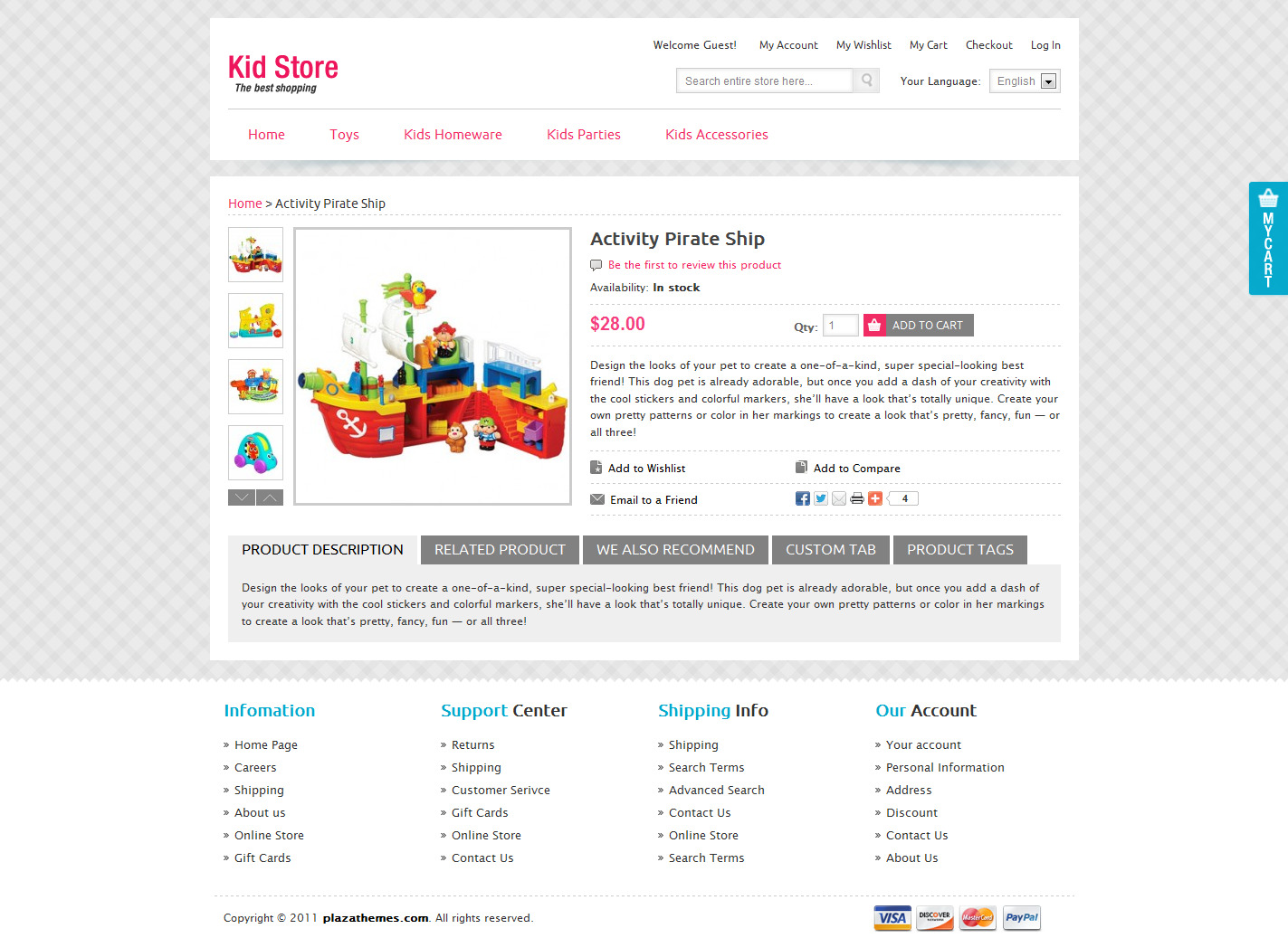 Kid-Store-eCommerce-Magento-Templates