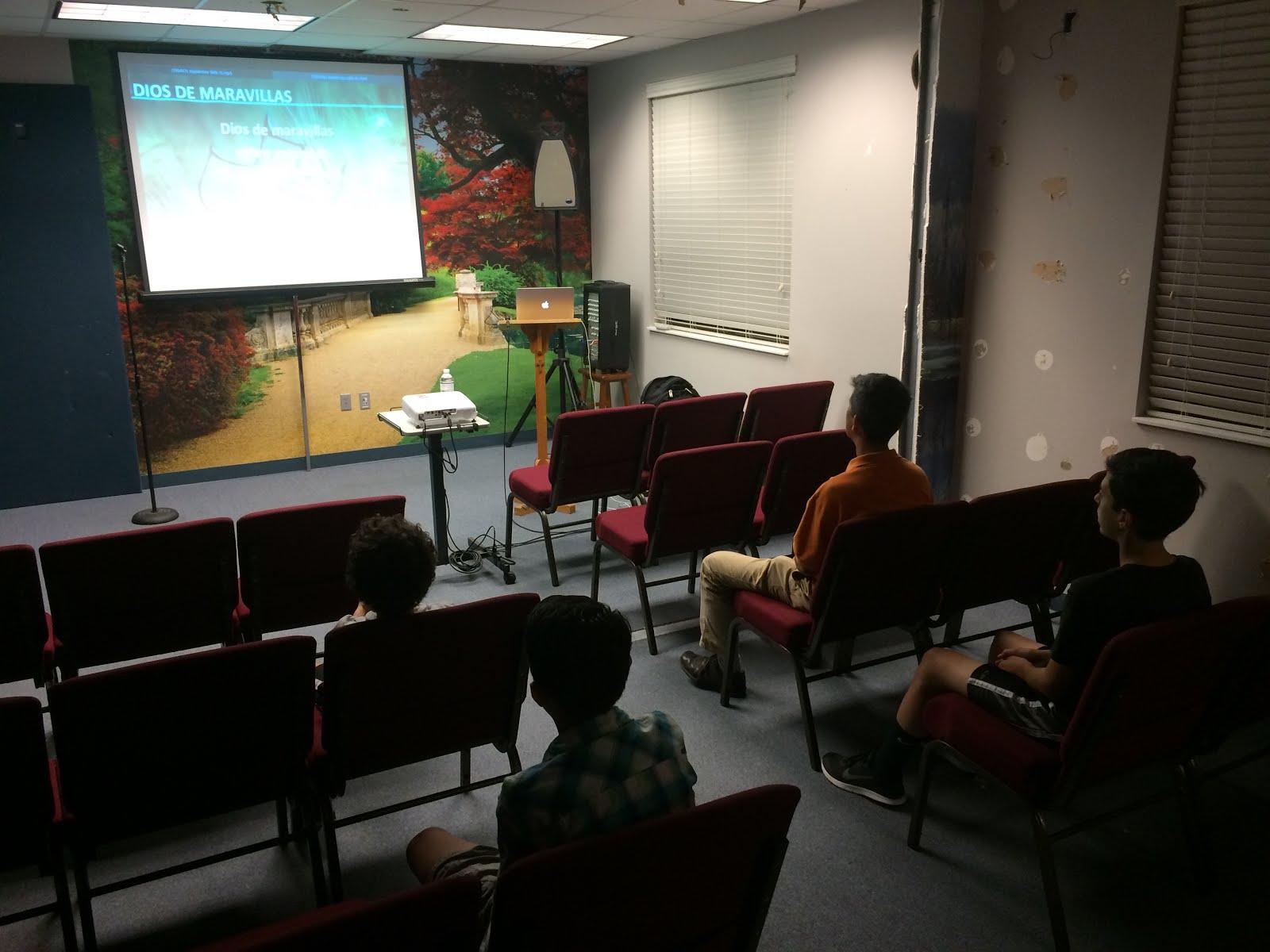 Hispanic Church Plant Prayer Meeting