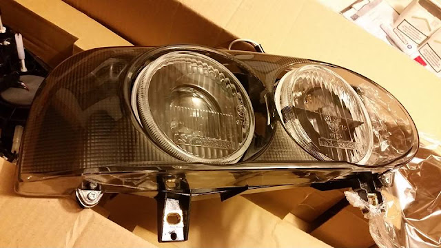 kit faros tuning vw golf iii