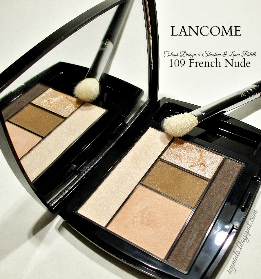 Lancome Color Design 5 Shadow And Liner Palette 109 French Nude Notes From My Dressing Table,Space Saving Small Space Small Bedroom Design Ideas