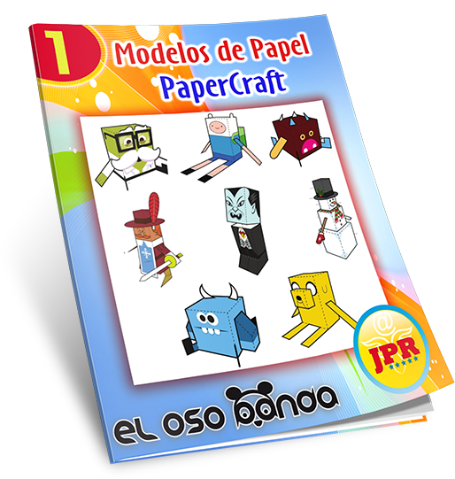 papercraft caratula