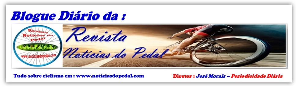 Blogue da Revista Notícias do Pedal