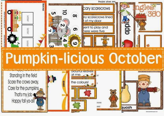 Pumpkin-licious October