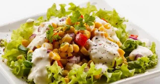 Resep Cara Membuat Salad Sayur Sehat Bergizi | Resep Om