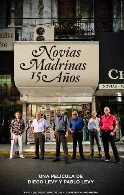 Ver Novias – Madrinas – 15 Años (2012) Online