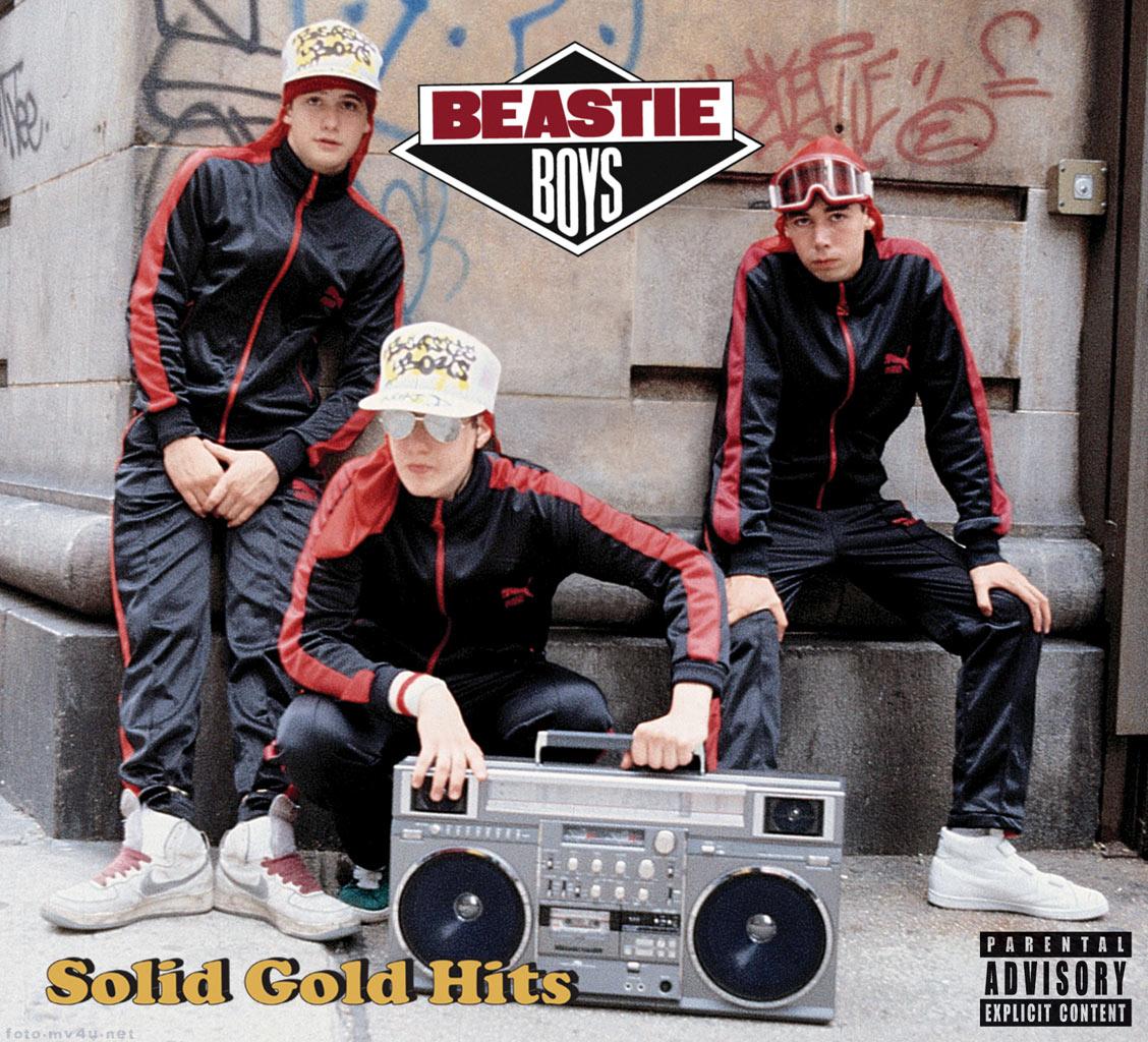 Beastie Boys Licensed To Ill Licencia Para Enfermarse