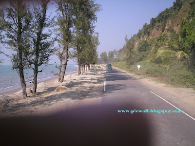 On the way to chittagong, travel