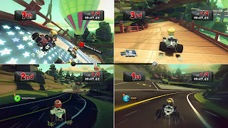 f1 race stars screen 3 F1 Race Stars   Screenshots