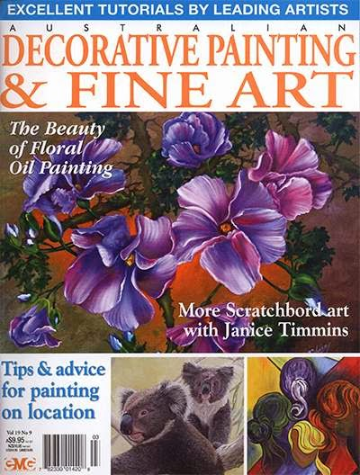 Decorative Painting Fine Art Magazine
