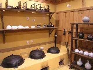 Terrible or terrific house korean traditional house for Traditional korean kitchen