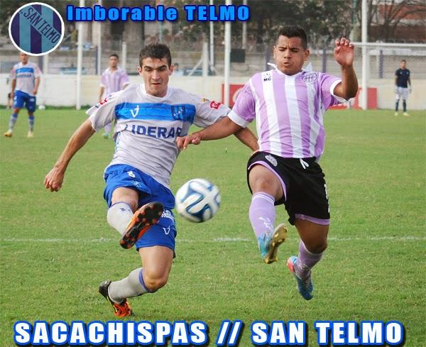 SAN TELMO - SACACHISPAS