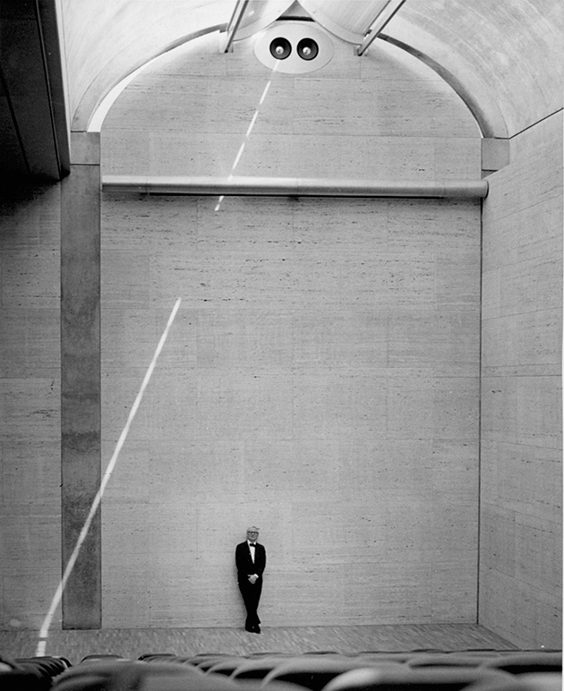 Daylight in architecture louis i khan el museo kimbell for Louis i khan