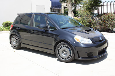 Suzuki SX4 Beast project from Road Race Motorsports - Subcompact Culture