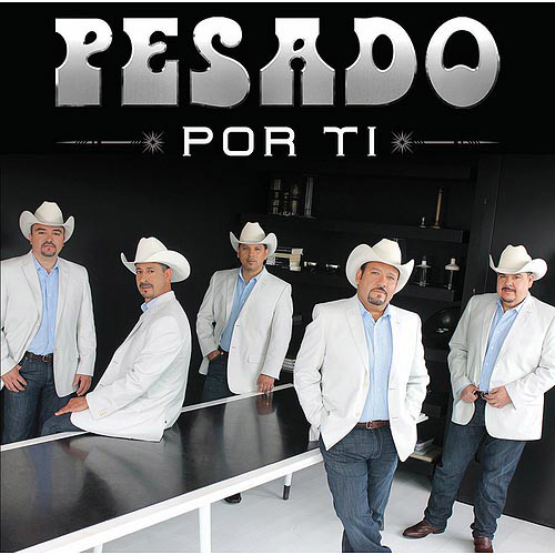 Descargar Disco Pesado - Por Ti CD Album 2013