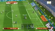 Estadio La Bombonera com gramado em HD e papel picotado