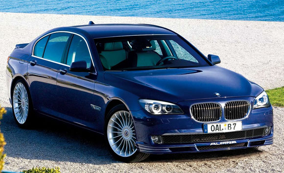BMW Alpina B7 Bi-Turbo [Reviwevs] ~ Car News
