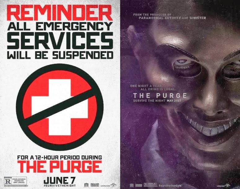 Film The Purge (2013)