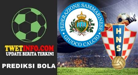 Prediksi San Marino U21 vs Croatia U21