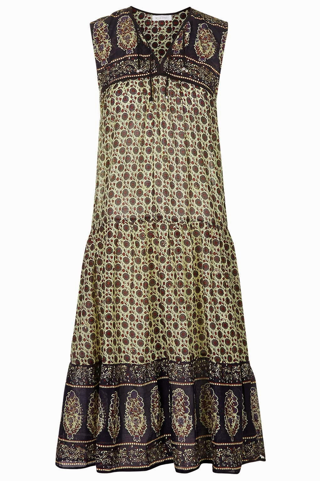 wild past dress, festival style dress 2015, paisley festival dress,