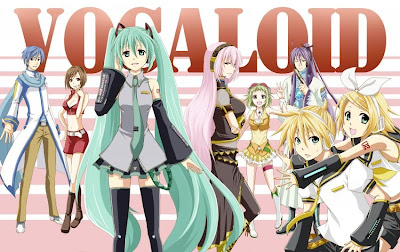vocaloid singers