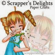January's Sponsor Scrapper's Delights