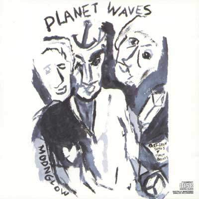 Bob Dylan - Planet Waves album cover