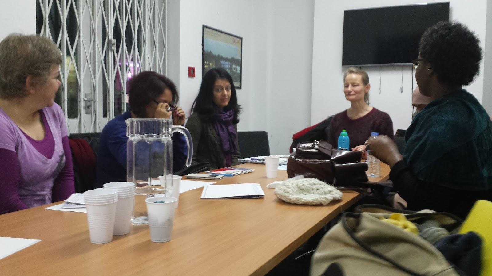 Steve Cole visits Hackney Chatterbooks groups
