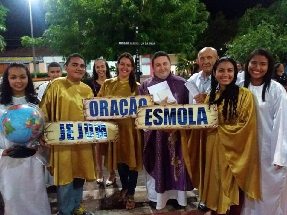 MISSA DA QUARTA-FEIRA DE CINZAS