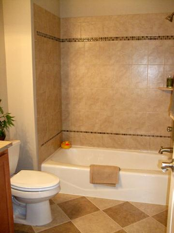 Rose wood furniture bathtub backsplash ideas for Bathroom tub and shower tile ideas