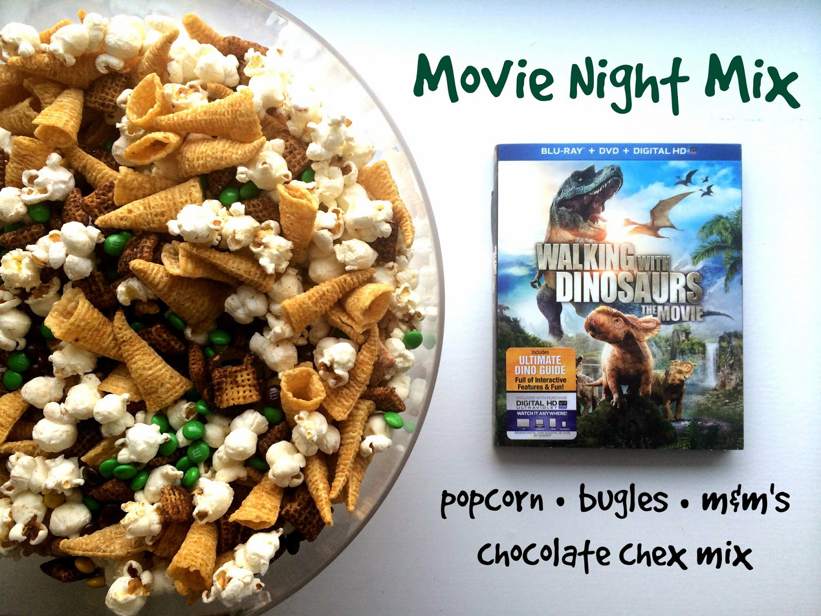 Walking with Dinosaurs Movie Night Mix