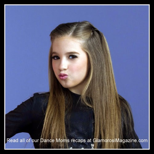 Mackenzie Ziegler of Dance Moms