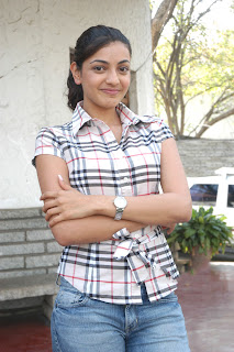 Kajal Agarwal in Shirt and Jeans