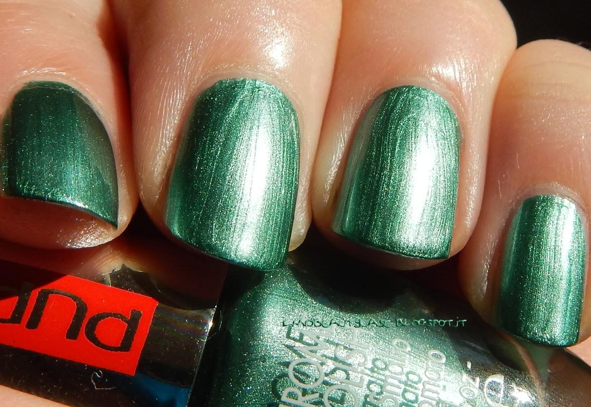 Il Mio Beauty Case: Battle Of Planets: Uranus (Green ...