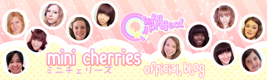 Oishii! Mini Cherries Official Blog