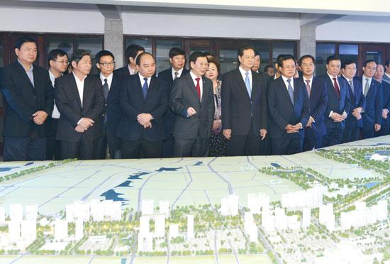 Những chặng đường quy hoạch Thủ đô sau 40 năm hòa bình