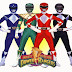 Power Rangers Of Blogger Energy