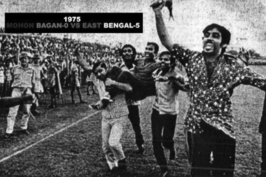 Mohun Bagan vs East Bengal: 5 memorable Kolkata Derbies 1
