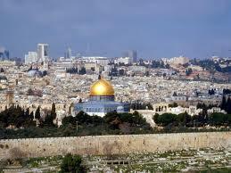 tusinder kristne israel venner marcherer jerusalem