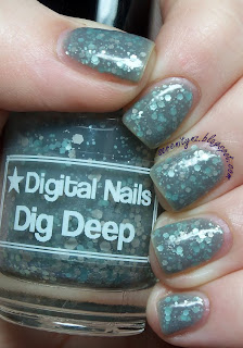 Digital Nails Dig Deep