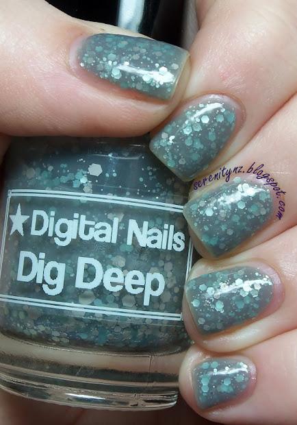 serenity digital nails 'dig deep'